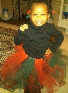 my niece Suga B